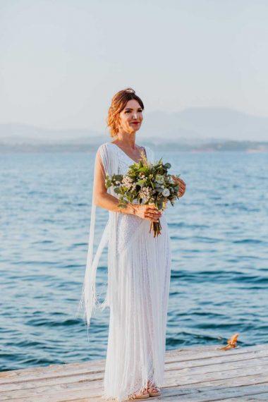 boho wedding spetses